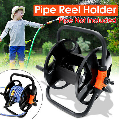 15-20M Portable Hose Pipe Reel Holder Garden Cart Water Pipe Carrier Free Standi • 11.66£