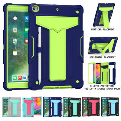 AU19.99 • Buy For IPad 7/8 10.2  Air3 10.5  Pro 2019 2020 Case Heavy Duty Armor Stand Cover