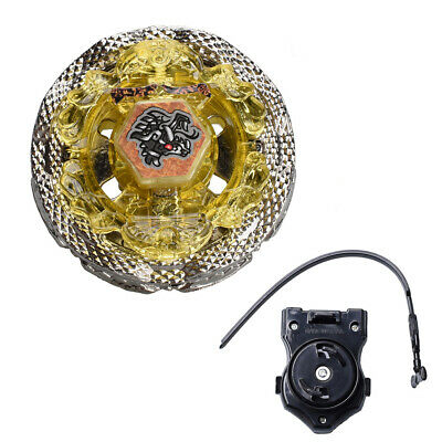 £5.99 • Buy Fusion Masters Metal Beyblade BB119 Death Quetzalcoat With Launcher Starter Set