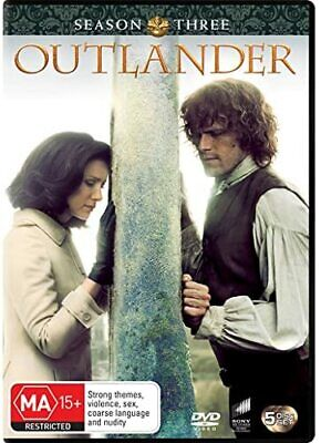 AU30.62 • Buy Outlander - SEASON 3 - BRAND NEW - DVD