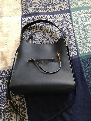 AU50 • Buy Structured Tote Mimco - Saffiano Leather