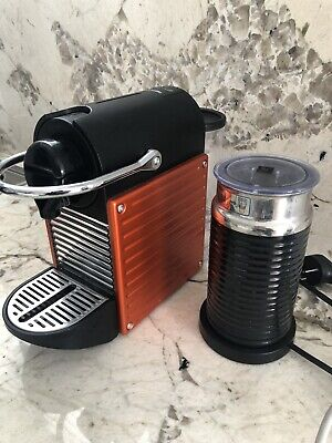 AU100 • Buy Nespresso Coffee Machine And Milk Frother
