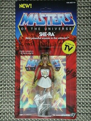 $35 • Buy Masters Of The Universe She-Ra Action Figure MOC Super 7 Vintage Series