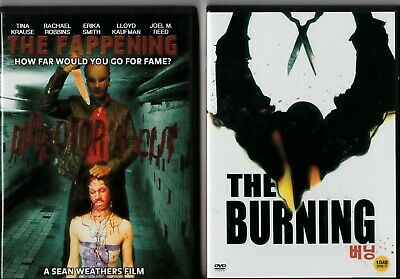 $ CDN25 • Buy THE BURNING Slasher With Shears + THE FAPPENING Tina Krause 2014 CELEBRITY HACK