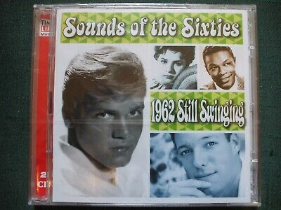 Time Life Sounds Of The Sixties - 1962 Still Swinging CD.BRAND NEW AND SEALED • 95£