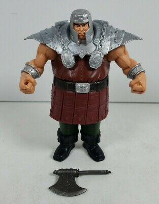 $17.99 • Buy 200X Ram Man Complete Masters Of The Universe MOTU Action Figure 2001 Mattel