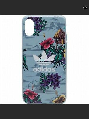 AU20.99 • Buy Adidas Tropical Print Iphone X Xs Case Nwot $50