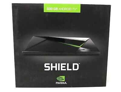$ CDN689.60 • Buy NVIDIA SHIELD TV PRO 500GB Android Gaming TV Console Box Media Server NEW