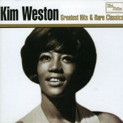 Kim Weston Greatest Hits & Rare Classics CD NEW SEALED Marvin Gaye It Takes Two+ • 4.99£