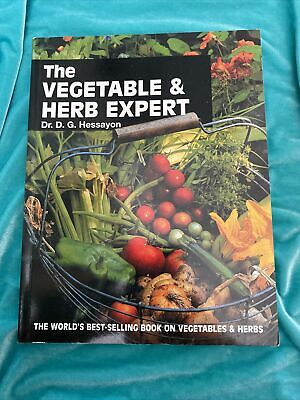 The Vegetable And Herb Expert: The World's Best-selling Book On Vegetables &... • 4.20£
