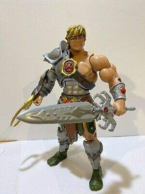 $69.75 • Buy Masters Of The Universe Classics: Snake Armor He-man Loose W/ Extras