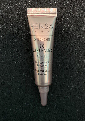 $10 • Buy Yensa BB + CC Full Coverage Concealer In Light Neutral Travel Size Ipsy