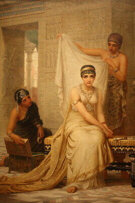 $ CDN346.71 • Buy High Quality Oil Painting Handpainted On Canvas  Queen Esther