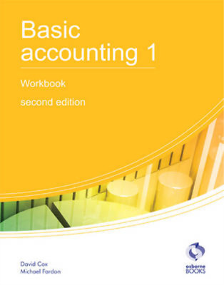 Basic Accounting 1 Workbook (AAT Accounting - Level 2 Certificate In Accounting) • 3.96£