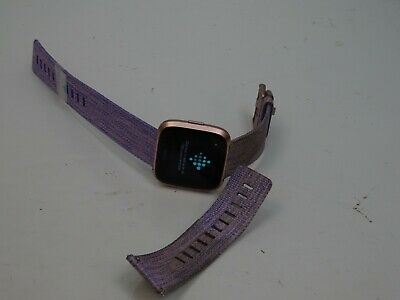$ CDN30.17 • Buy Fitbit (FB505) Versa Special Edition - Lavender Woven Band (AO115)