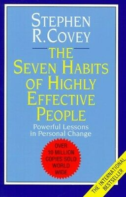 AU9.99 • Buy The 7 Habits Of Highly Effective People: Powe... By Covey, Stephen R. 0671711172