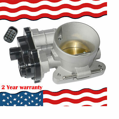 $67.40 • Buy 12570800 New Throttle Body For GMC Envoy Savana Sierra Yukon Cadillac Escalade