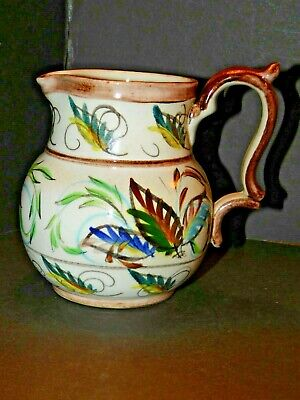 £35 • Buy Glyn Colledge Signed Hand Decorated Denby Ware Jug