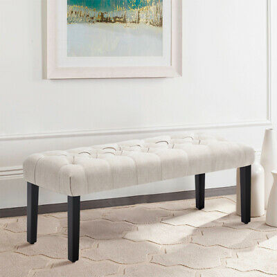 Large Chesterfield Footstool Coffee Table Hallway Bedroom Bed End Bench Seat • 75.95£