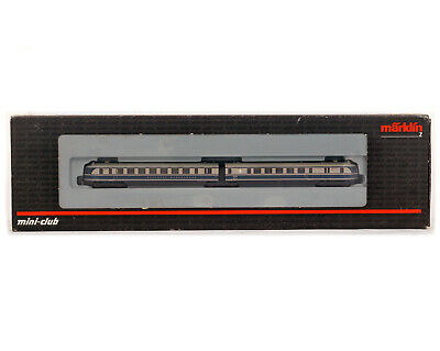 AU336.20 • Buy MARKLIN MINI-CLUB 88870 Z GAUGE BR SVT 04 DB Diesel Express Rail Car , Era III