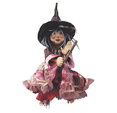 £41.67 • Buy Witches Of Pendle Jennet Device 35cm Burgundy