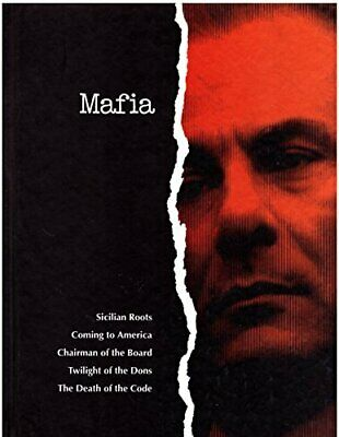 Mafia (True Crime) By Time-Life Books Hardback Book The Cheap Fast Free Post • 5.99£