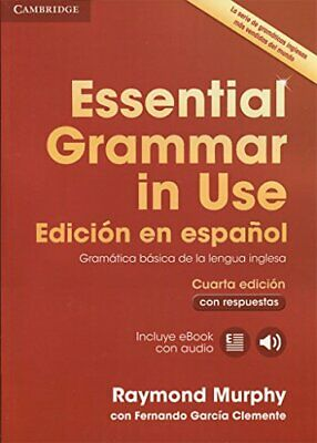 £28.99 • Buy Essential Grammar In Use Book With Answers And Interactive... By Murphy, Raymond