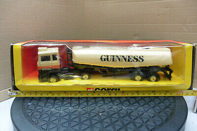 Vintage Corgi Ford Guinness Tanker 1169 Truck N/mint Boxed Lorry 1981 • 49.99£