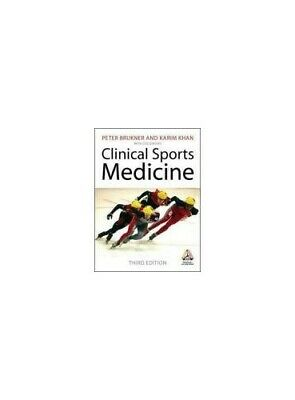 Clinical Sports Medicine (McGraw-Hill Spor... By Khan, Karim Mixed Media Product • 41.67£