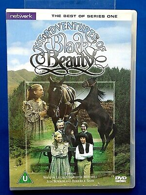 Like New! The Adventures Of Black Beauty The Best Of Series One Dvd Free P&p! • 8.95£