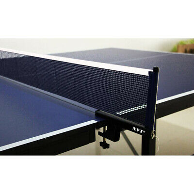 AU20.95 • Buy Professional Metal Table Tennis Table Net & Post / Ping Pong Table Post Ne;AU