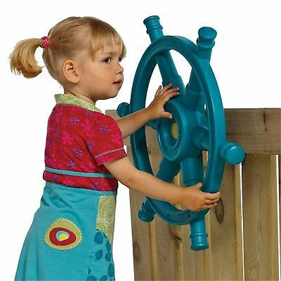 £31.99 • Buy Steering Wheel Ship Pirate For Play Tower Treehouse Stilt House Playhouse Kids