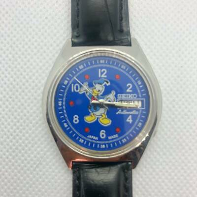 $ CDN151.23 • Buy SEIKO Vintage Donald Disney Automatic Men's Watch