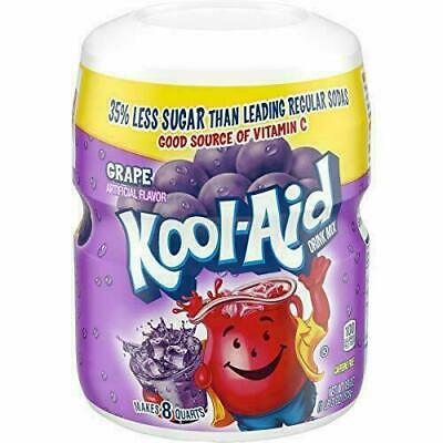 Kool-Aid Grape Flavored Drink Mix • 11.81£