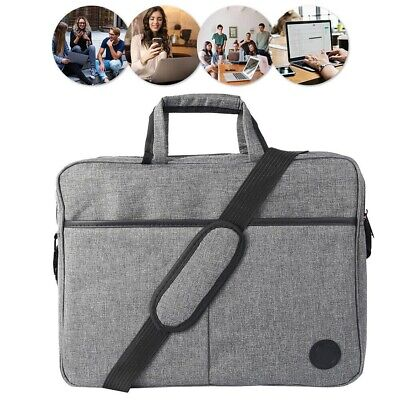 AU26.72 • Buy 15.6'' Inch Laptop PC Bag Shoulder Carrying Soft Notebook Case Cover Waterproof