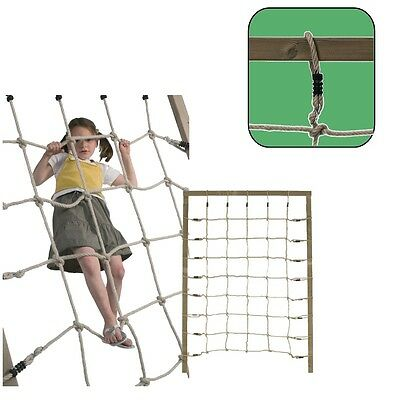 £39.32 • Buy Climbing Net 150 X 200 CM For Play Tower Frame Rope Ladder