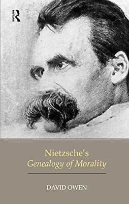 Nietzsches Genealogy Of Morality, Owen, David, Used; Good Book • 30.97£
