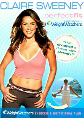 Claire Sweeney Perfect Fit With Weight Watchers CONTENDER UK DVD NEW AND SEALED • 2.49£