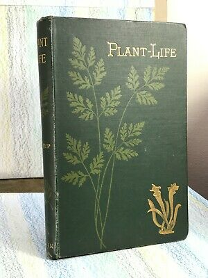 Edward Step Plant-Life; Popular Papers On The Phenomena Of Botany 3rd Ed C1900 • 14.75£