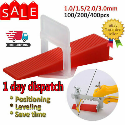 ✅UK Top Seller Tile Leveling Spacer System Tool / Wedges / Pliers Tool Tiling ✅ • 19.96£