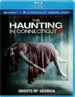 HAUNTING IN CONNECTICUT 2: GHOSTS OF GEORGIA (Region A BluRay,US Import.) • 14.29£