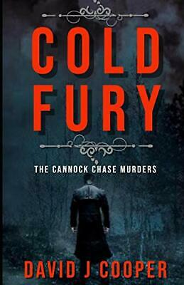 Cold Fury: The Cannock Chase Murders By Cooper, David J Book The Cheap Fast Free • 7.49£