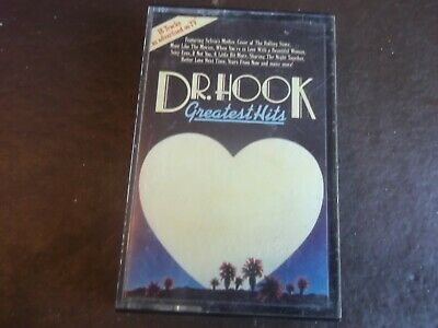 DR. HOOK - Greatest Hits (CASSETTE 2000) 18 Tracks Stickered Case EX Condition  • 3.99£