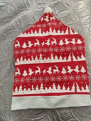 Christmas Chair Decorstions / Christmas Tree And Reindeer/  Size  60x 49 Cm  • 3.50£