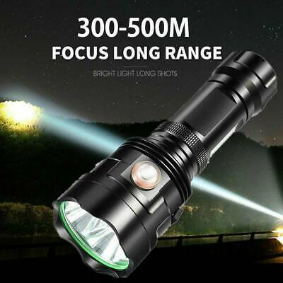 AU28.50 • Buy XHP70.2 Outdoor Camping 110000LM Tactical 6 Mode Flashlight LED Hunting Torch