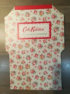 Cath Kidston Fold And Mail Stationery 2012 • 9.99£