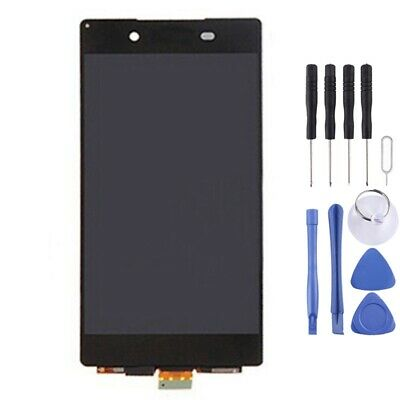 £34.09 • Buy For Sony Xperia Z4 LCD Screen Touch Digitizer Glass Part BLACK