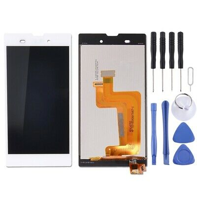 £20.70 • Buy For Sony Xperia T3 LCD Screen Touch Digitizer Glass Part WHITE