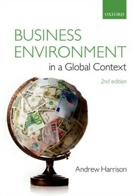 Business Environment In A Global Context • 46.02£