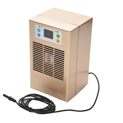 £83.58 • Buy Aquarium Cooling Machine Water Chiller Fish Tank Cooler For Home Dormitory 70W